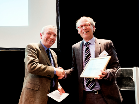 Michel Orrit wins Physica Prize
